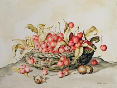 Basket of Cherries, 1998