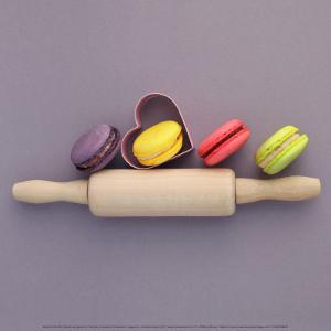 Recipe of Macarons by Amelie Vuillon