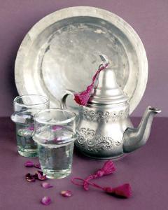 Riad by Amelie Vuillon