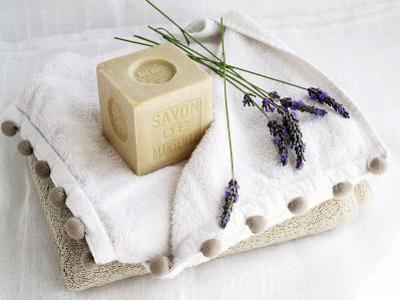 Soap and Lavender by Amelie Vuillon