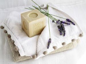 Soap and Lavender by Amelie Vuillon