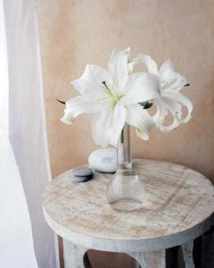 White Lilies by Amelie Vuillon