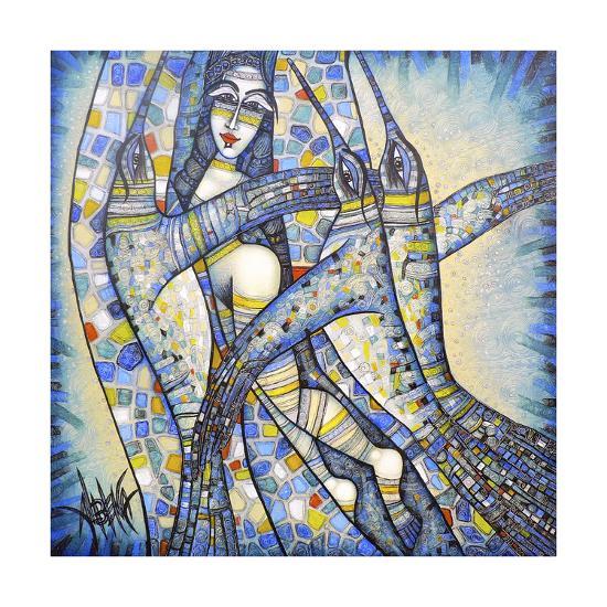 Amenez Moi-Albena Vatcheva-Giclee Print