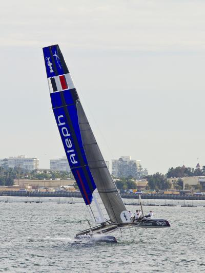 America's Cup I-Lee Peterson-Photographic Print