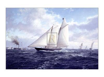 America-Steven Dews-Art Print