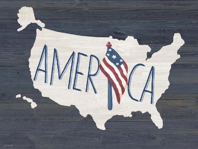 America-Jo Moulton-Art Print