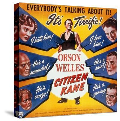 """American, 1941, """"Citizen Kane"""" Directed by Orson Welles"""