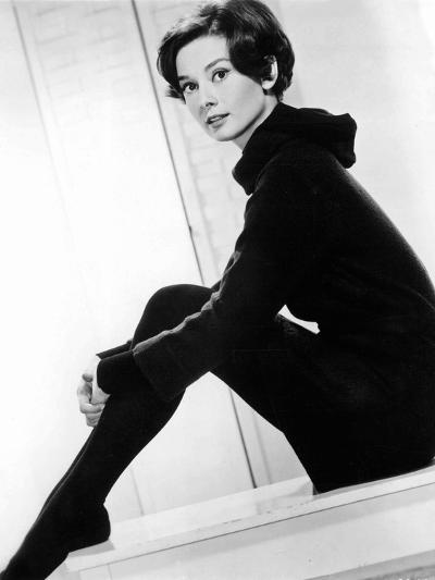 American Actress Audrey Hepburn C. 1957--Photo