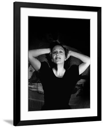 'American actress Gloria Swanson (1899 - 1983) (b/w photo ...