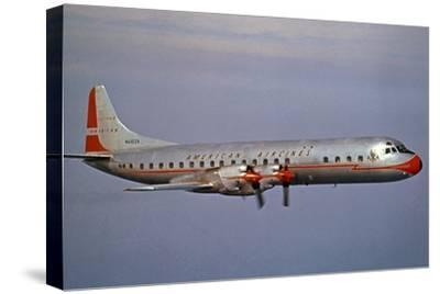 American Airlines Lockheed Electra Turbo-Prop 1966