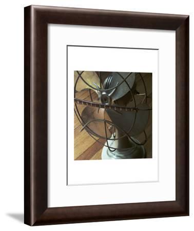 American Antiques: Fan-Nicolas Hugo-Framed Giclee Print