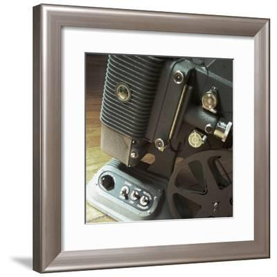 American Antiques: Projector-Nicolas Hugo-Framed Giclee Print