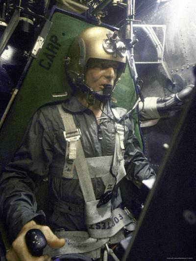American Astronaut Scott Carpenter Training Prior to the Mercury Mission-Ralph Morse-Premium Photographic Print