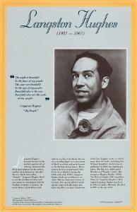 American Authors of the 20th Century - Langston Hughes