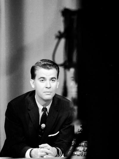 """American Bandstand"" Host Dick Clark--Premium Photographic Print"