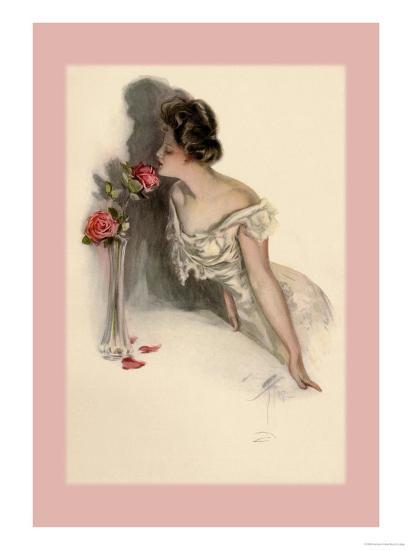 American Beauties-Harrison Fisher-Art Print
