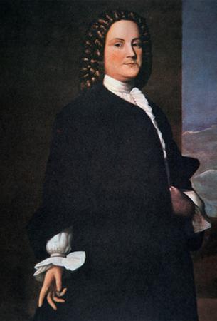 Benjamin Franklin in His Early 40S