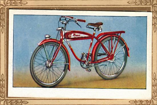 'American Bicycle', 1939-Unknown-Giclee Print