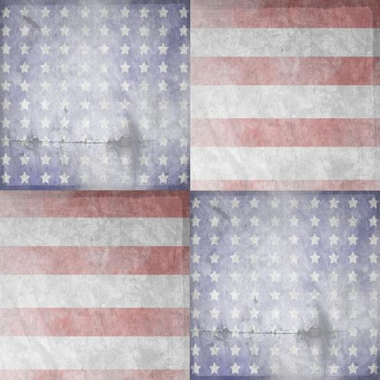 American Born Free Sign Collection V12-LightBoxJournal-Giclee Print
