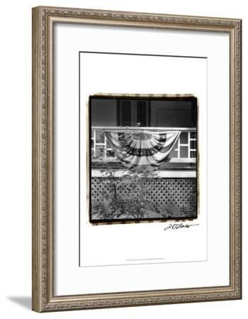American Breeze VII-Laura Denardo-Framed Art Print