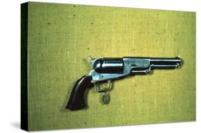Colt 'Walker' Model .44 Calibre Revolver of 1847 (Wood and Metal)