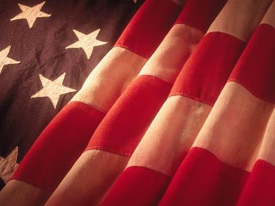 American Flag-Ellen Kamp-Photographic Print