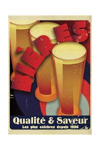Biéres Qualité & Saveur by American Flat