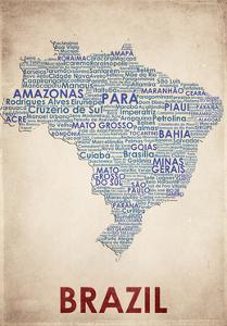 Brazil by American Flat
