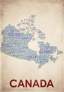 Canada by American Flat