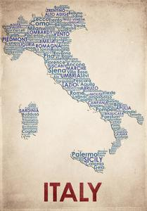Italy by American Flat