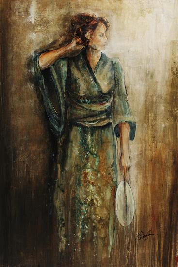 American Geisha-Farrell Douglass-Giclee Print