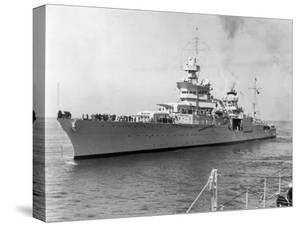 American Heavy Cruiser Uss Indianapolis