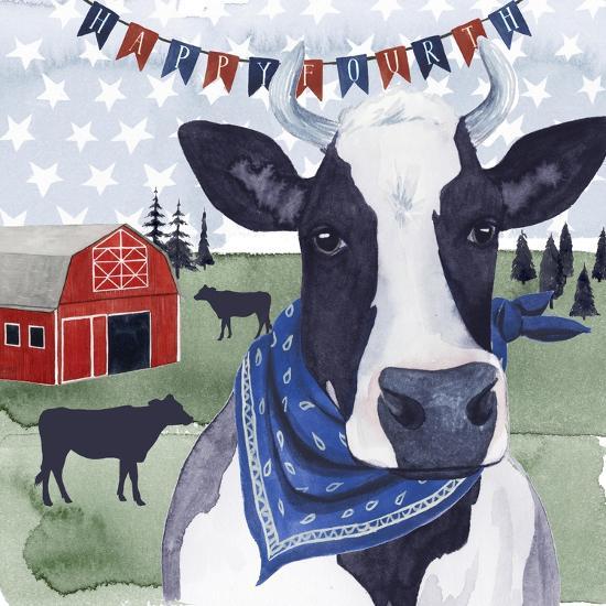 American Herd  II--Art Print