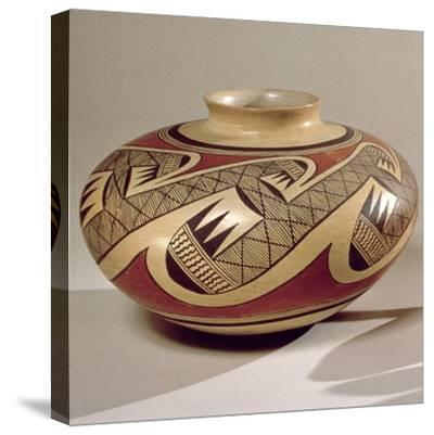Hopi 'Bullware' Jar, from Arizona (Ceramic)