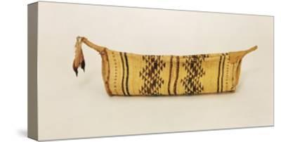 Hupa Jump Dance Basket, from North Carolina (Woven Fibre)