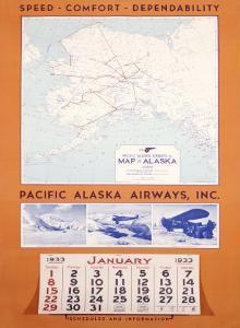 Pacific Alaska Airways by American Images Inc