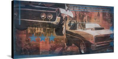 American Made-Marco Almera-Stretched Canvas Print