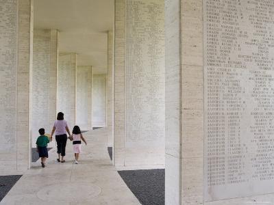 American Memorial Cemetery at Pateros-Greg Elms-Photographic Print