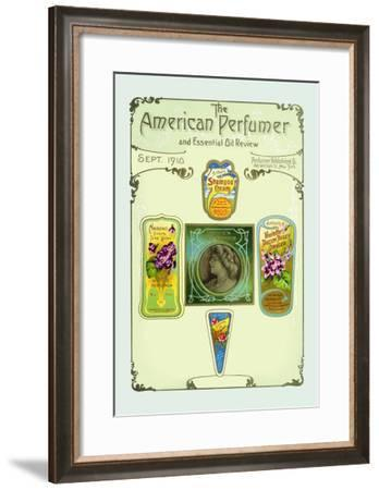 American Perfumer and Essential Oil Review, September 1910--Framed Art Print