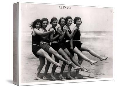 Bathing Beauties, 1924