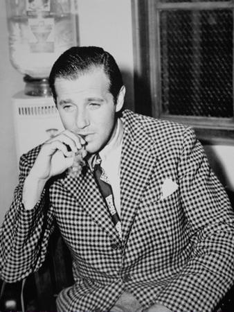 Benjamin 'Bugsy' Siegel (B/W Photo)