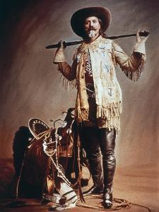 Buffalo Bill Cody (1846-1917) (Photo) by American Photographer