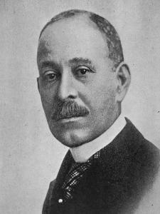 Daniel Hale Williams (1856-1931) (B/W Photo) by American Photographer