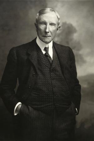John D. Rockefeller Snr (1839-1937)