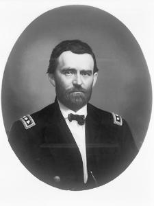 Major General Ulysses S. Grant, c.1866 by American Photographer