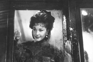 Vivien Leigh starring in 'Anna Karenina', 1948 (b/w photo) by American Photographer