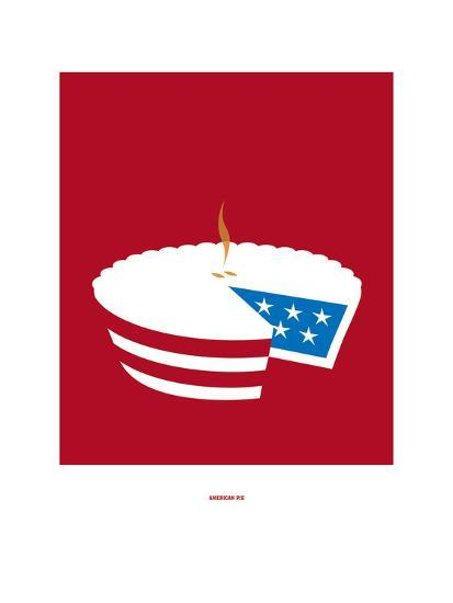 American Pie: Don Mclean-Christophe Gowans-Giclee Print
