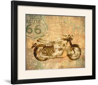 American Rider-Andrew Sullivan-Framed Photographic Print