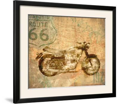 American Rider-Andrew Sullivan-Framed Photographic Print