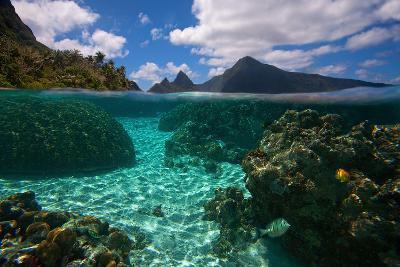 American Samoa, Manu'A Islands Archipelago, Ofu Island-Andrea Pozzi-Photographic Print